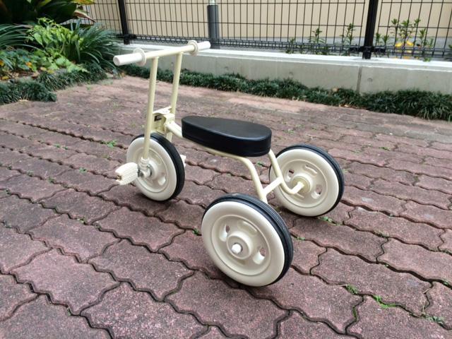 無印良品の三輪車