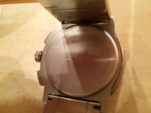 アレッシィ腕時計