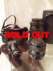 canonA-1フィルムカメラ
