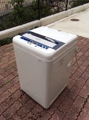 2013年製パナソニックの洗濯機