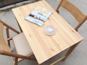 無印良品テーブルセット詳細画像1