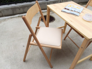 無印良品テーブルセット詳細画像2