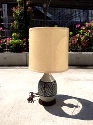 日本製のヴィンテージランプ