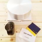 イッセイミヤケのTO腕時計