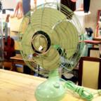 日立のビンテージ扇風機