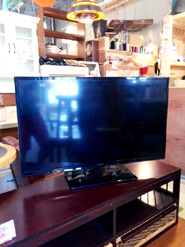 panasonicの液晶テレビ