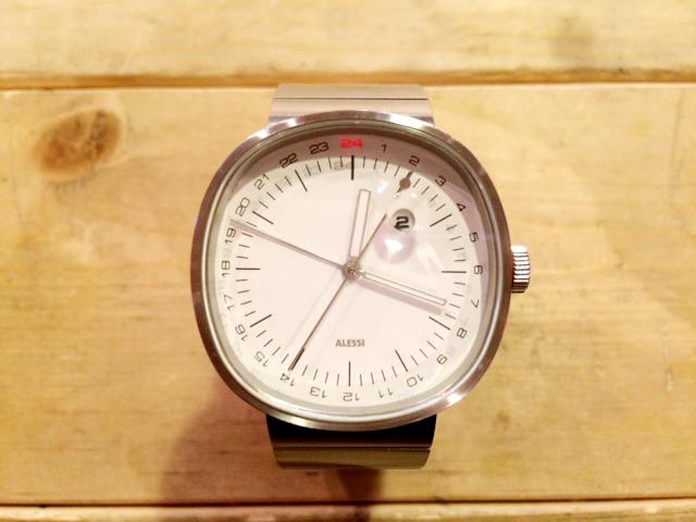 アレッシィの中古腕時計