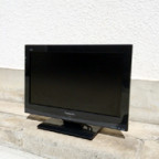 パナソニックの2011年19型テレビ