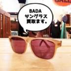 BADAのサングラス