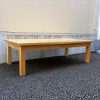 無印良品のワイドローテーブル