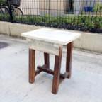 ペイントサイドテーブル
