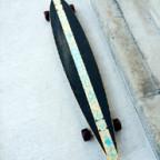 セクター9のロングスケートボード