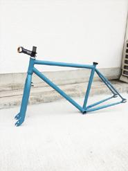フジの自転車フレーム