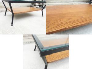 フランフランのメリオルコーヒーテーブル詳細画像3