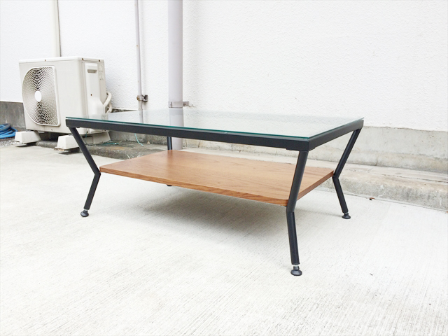 フランフランのリビングテーブル