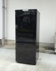 三菱の2ドア冷蔵庫