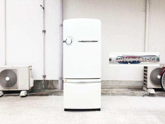 ナショナルウィルの冷蔵庫