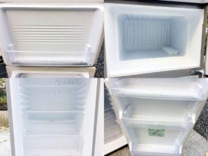 アクアの2014年製冷蔵庫詳細画像3