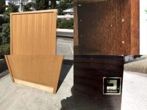 コスガのナラ材食器棚詳細画像7