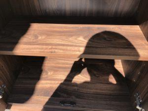 ベルメゾン食器棚詳細画像2