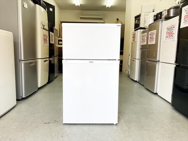 ハイアールの91L冷蔵庫など