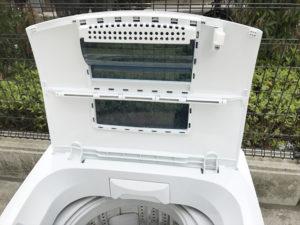 ハイアール洗濯機詳細画像7