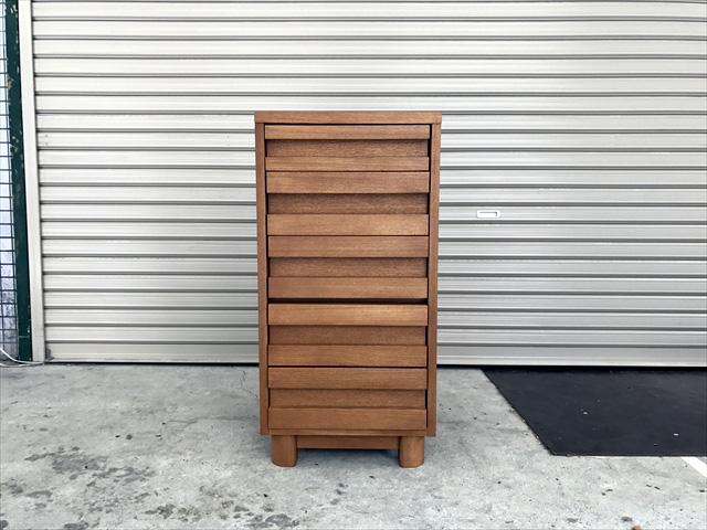 起立木工のミニチェスト