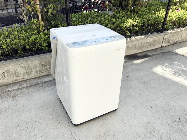 パナソニック2016年製洗濯機