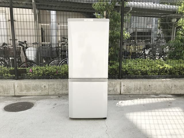 三菱147L冷蔵庫