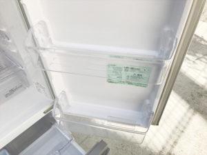 三菱147L冷蔵庫詳細画像9
