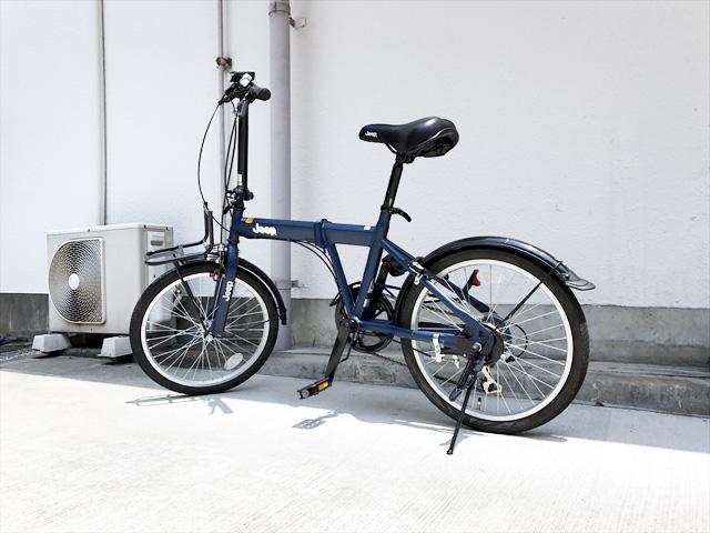 ジープ自転車詳細画像1