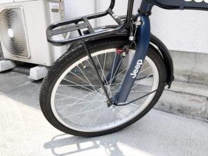 ジープ自転車詳細画像14