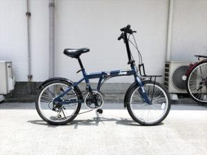 ジープ自転車詳細画像5