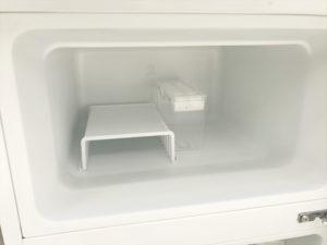 冷凍室内部