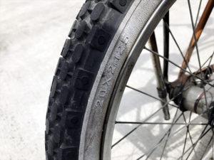 スティングレイ タイヤ詳細