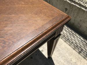 サイドテーブル 天板角