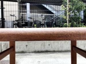 デンマーク 側面木材