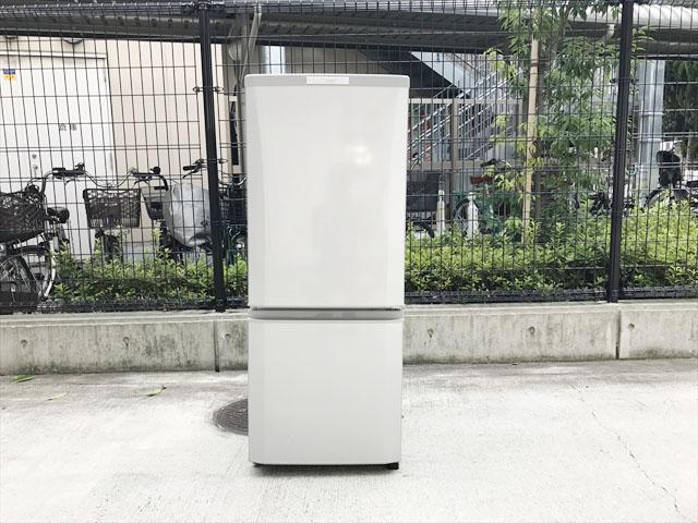 2ドア冷蔵庫 三菱 買取