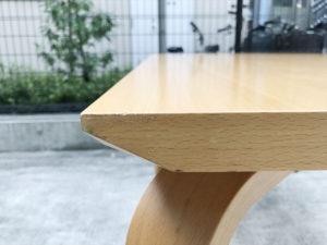 トリップテーブル 正面寄り