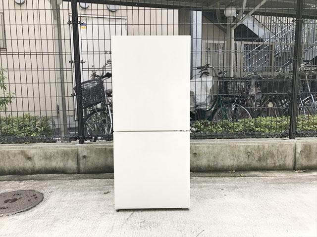 無印良品 2ドア冷蔵庫 買取