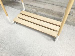キキハンガーラック 棚板