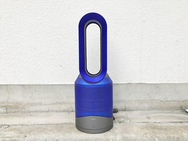 ダイソン空気清浄機能付きファンヒーター