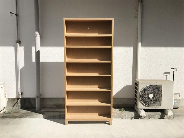 無印良品組み合わせて使える木製収納