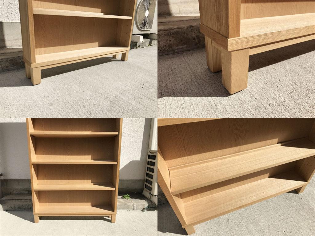 組み合わせて使える木製収納詳細画像3