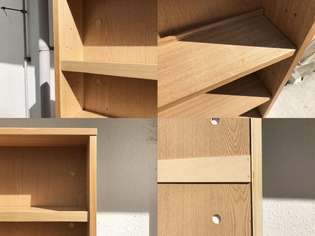 組み合わせて使える木製収納詳細画像4