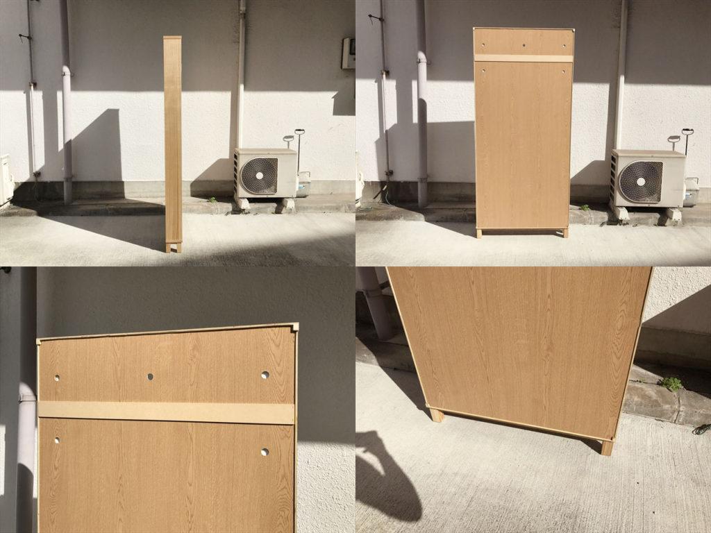 組み合わせて使える木製収納詳細画像5