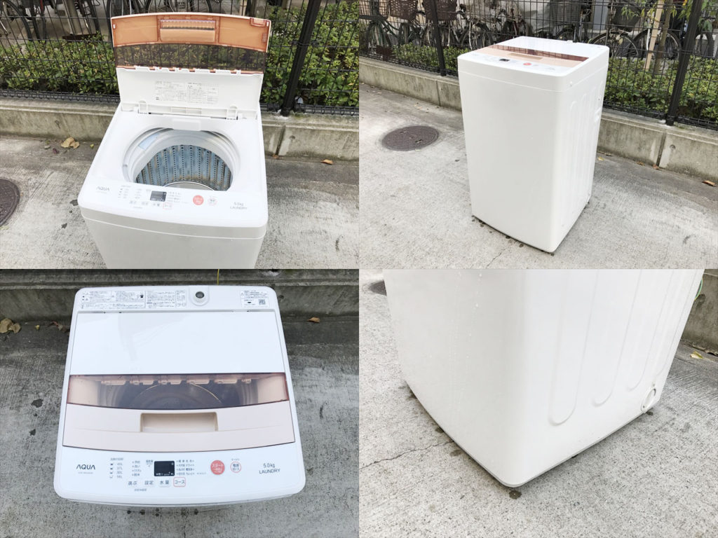 5KG洗濯機詳細画像2