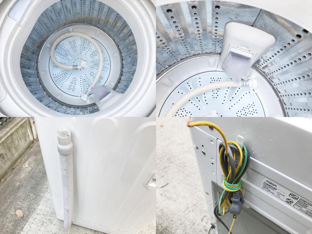5KG洗濯機詳細画像3