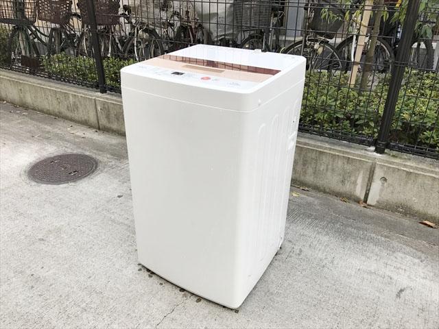 アクア5KG洗濯機