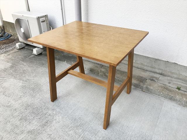 ウニココルソダイニングテーブル